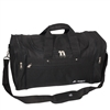 #S219-BLACK Wholesale 22-inch Sports Duffel Bag - Case of 20