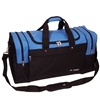#S219L-ROYAL BLUE Wholesale 26-inch Sports Duffel Bag - Case of 20 Duffel Bags