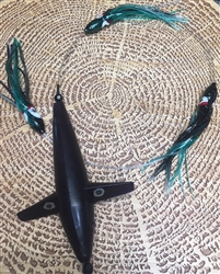 Green Anchovy Bird Chain