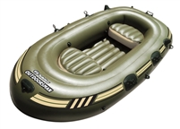 Solstice Outdoorsman Inflatable 9' Fishing Boat