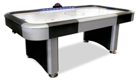 DMI American Legend Interactive 7' Lighted Rail Air Hockey Table ? Model HT274