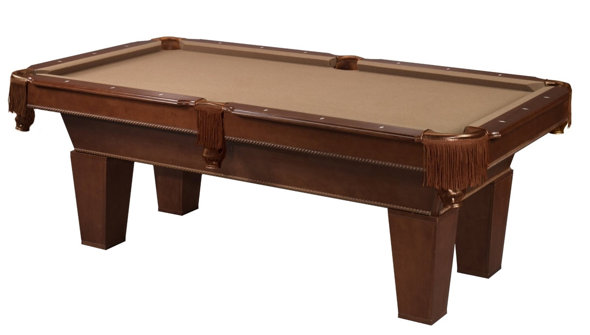 Fat Cat Frisco 7.5 Foot Billiard Game Table With Play Package / Model  64 0127
