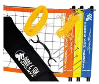Park & Sun Tri-Ball-Pro Volleyball Set