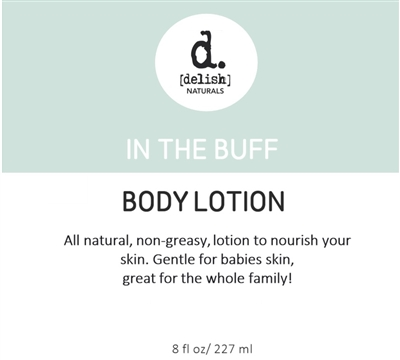 "<font size=""3""><b>Body Lotion In the Buff 8oz</b></font>"