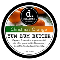 "<font size=""3""><b>Yum Bum Butter  ""Christmas Orange""</b></font>"