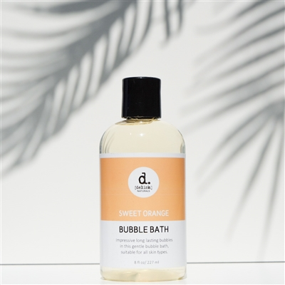 "<font size=""3""><b>Delish-ious Bubble Bath ""Sweet Orange Baby""</b></font>"