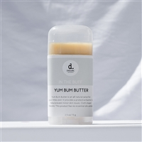 "<font size=""3""><b>Yum Bum Butter to Go ""In The Buff""</b></font>"