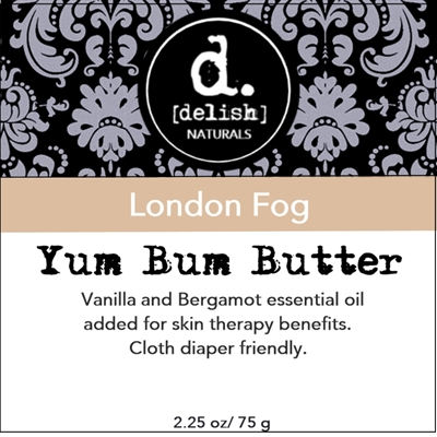 "<font size=""3""><b>Yum Bum Butter to Go ""London Fog""</b></font>"