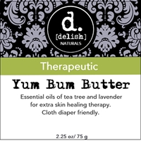 "<font size=""3""><b>Yum Bum Butter to Go ""Therapeutic""</b></font>"