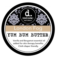 "<font size=""3""><b>Yum Bum Butter  ""London Fog""</b></font>"