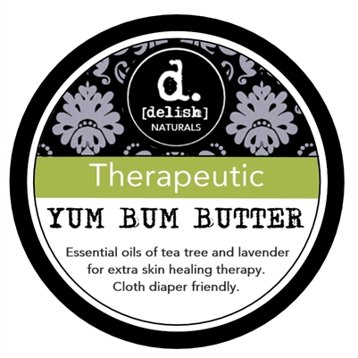 "<font size=""3""><b>Yum Bum Butter  ""Therapeutic""</b></font>"
