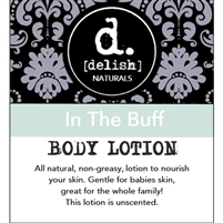 "<font size=""3""><b>Body Lotion ""In the Buff""</b></font>"