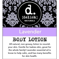 "<font size=""3""><b>Body Lotion Lavender</b></font>"