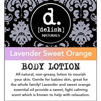 "<font size=""3""><b>Body Lotion Lavender Sweet Orange</b></font>"