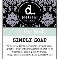 "<font size=""3""><b>Simply Soap ""In The Buff""</font></b>"