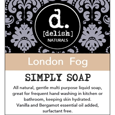 "<font size=""3""><b>Simply Soap ""London Fog""</font></b>"