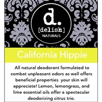 "<font size=""3""><b>Hippie Pits ""California Hippie""</b></font>"