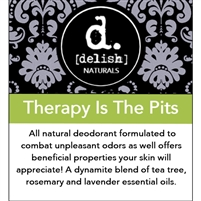 "<font size=""3""><b>Hippie Pits ""Therapy Is the Pits""</b></font>"
