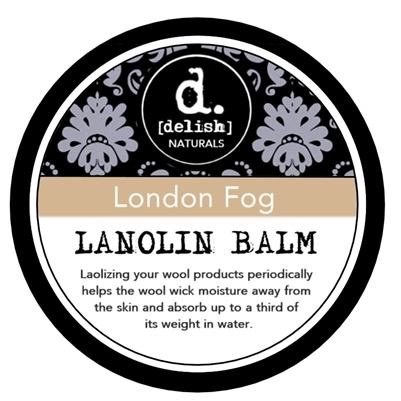 "<font size=""3""><b>100% Pure Lanolin Balm - London Fog</b></font>"