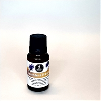 "<font size=""3""><b> ""Lavender & Orange Oil""</b></font>"