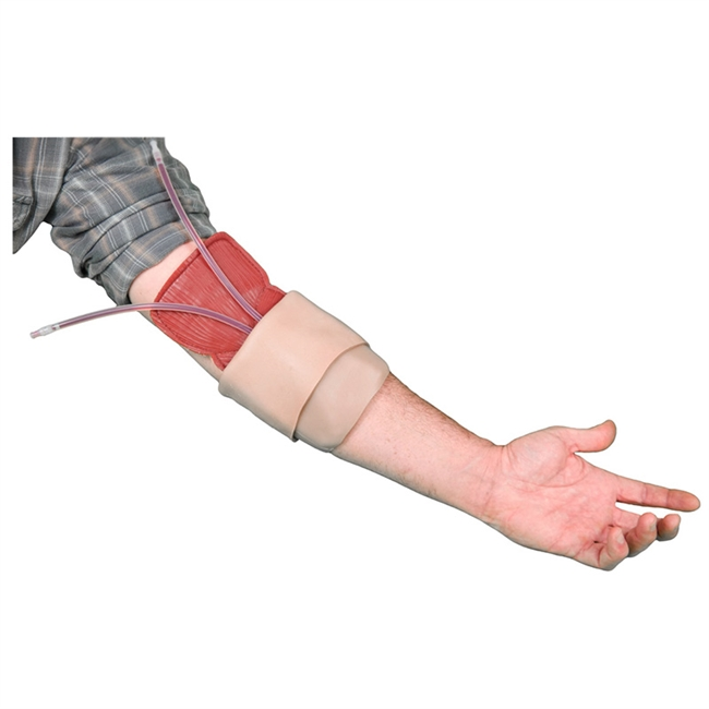 IV Suture Sleeve