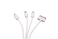 POD 4 into 1 USB Cable