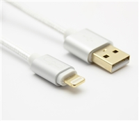 platinum 10 ft Premium USB to Lighting charging and data cable   Pure Coper core