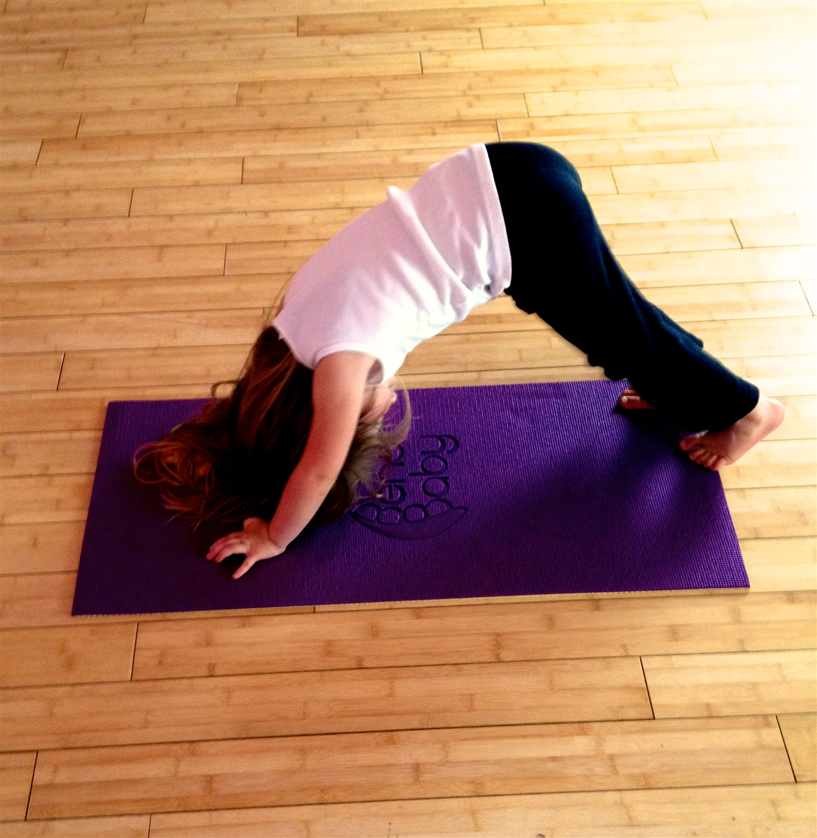 Bendi Baby's Tot Yoga Mat, Ages 1-5