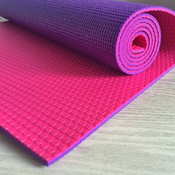 mat pink mats sundial yoga large products gaiam