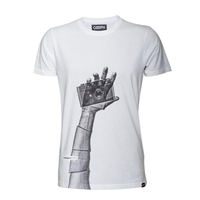 COOPH T-Shirt SNAPOGRAPHER (White)