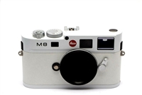 Rare Limited #243/275 Leica M8 White 10.3MP Digital Camera Body 10713 with Box