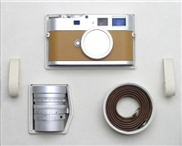 Rare Leica M9-P Hermes Edition Camera + 50mm f1.4 Summilux-M Lens 002/300 10719
