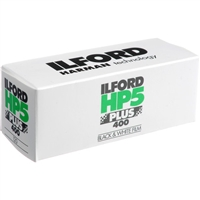 Ilford HP5 Plus Black and White Negative Film (120 Roll Film)