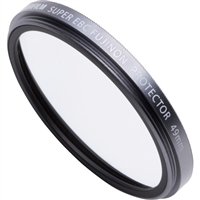 FUJIFILM 49mm Protector Filter (Black)