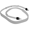 Leica Silicone Neck Strap for Leica T Camera (White)