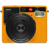 Leica Sofort Instant Film Camera (Orange)