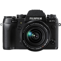 FujiFilm X-T1, 18-55mm Kit