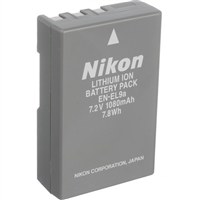 Nikon EN-EL9a Rechargeable Lithium-Ion Battery