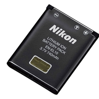 Nikon EN-EL10 Rechargeable Lithium-Ion Battery