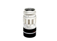 Chrome Leitz Leica 90mm f2.8 Elmarit M Mount Rangefinder Lens 26724