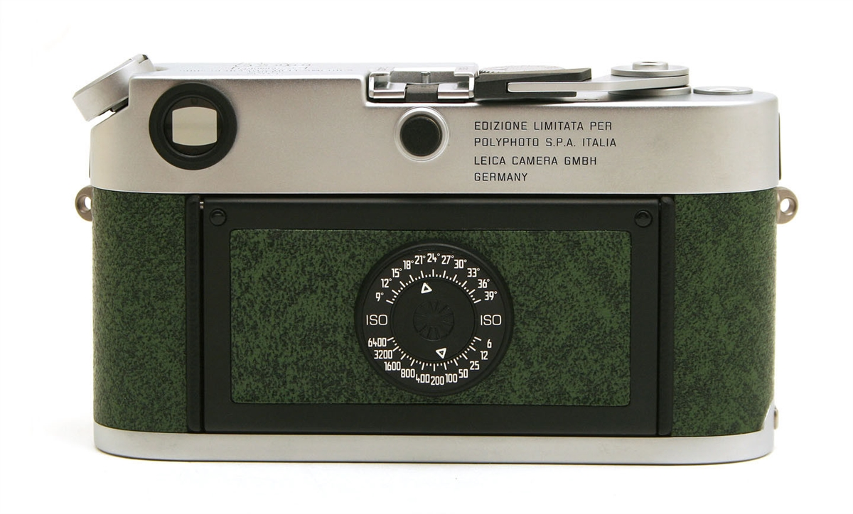Mint, Rare Limited Leica M6 Colombo 92