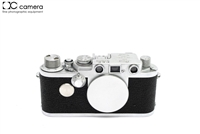 Clean Leica IIIF RD 35mm Rangefinder Camera Body w/ Executive Engraving  #28310