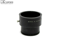 Birns & Sawyer Part 1146 Extension Tube in Arri Standard Mount  #29611