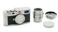 Mint Leica M9 Titan w/ Leica 35mm f1.4 Summilux-M ASPH. Lens #478 of 500 #32396 (SOLD)