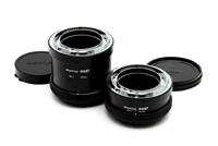 Near Mint Mamiya RZ Tube 1 & 2 #32530