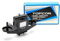 Near Mint Topcon Slide Copying Attachment Model A with Box #32743