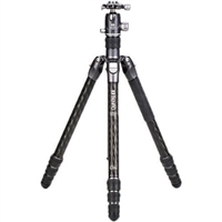 New Benro Rhino Carbon Fiber Three Series Travel Tripod with VX30 Head