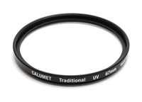 Very Clean Calumet 67mm UV Traditional Filter #33040