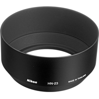 Nikon HN-23 Lens Hood (62mm Screw-In) for 85mm f/1.8 D-AF, 80-200mm f/4 Lens