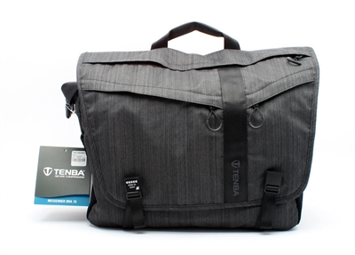 Brand New Tenba DNA 15 Graphite Messenger Bag 11188